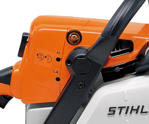 ms 211 c be moderne handliche komfortable 1 7kw benzinmotors ge mit ergostart und. Black Bedroom Furniture Sets. Home Design Ideas