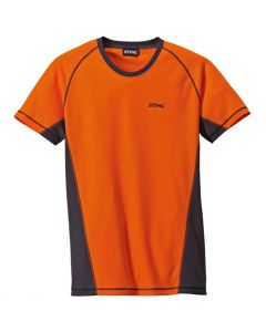 Stihl Funktions-T-Shirt LOGGER Orange Gr. XL